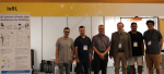 Internet of Radio Light project demonstrates world first 5G Indoor System at Global 5G Event and EUCNC 2019